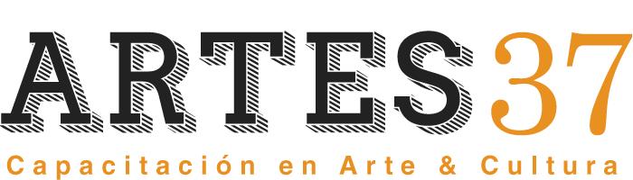 ARTES 37 - Capacitación en Arte & Cultura Logo
